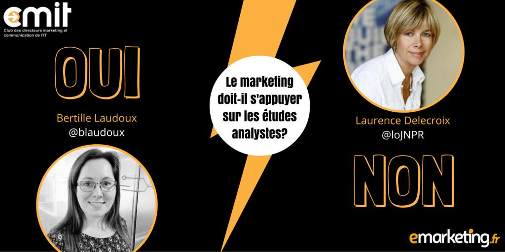 [Débat] Laudoux vs Delecroix études analystes