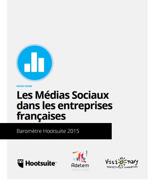 medias sociaux et-entreprises-francaises