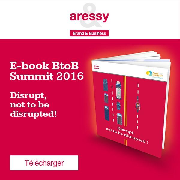 Aressy e-book BtoB Summit 2016