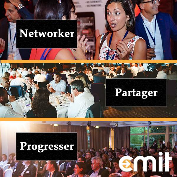 CMIT Networker Partager Progresser