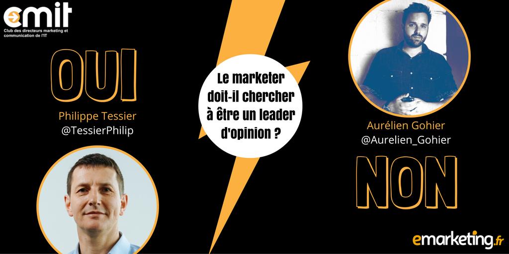 debat-tessier-vs-gohier- leader d'opinion
