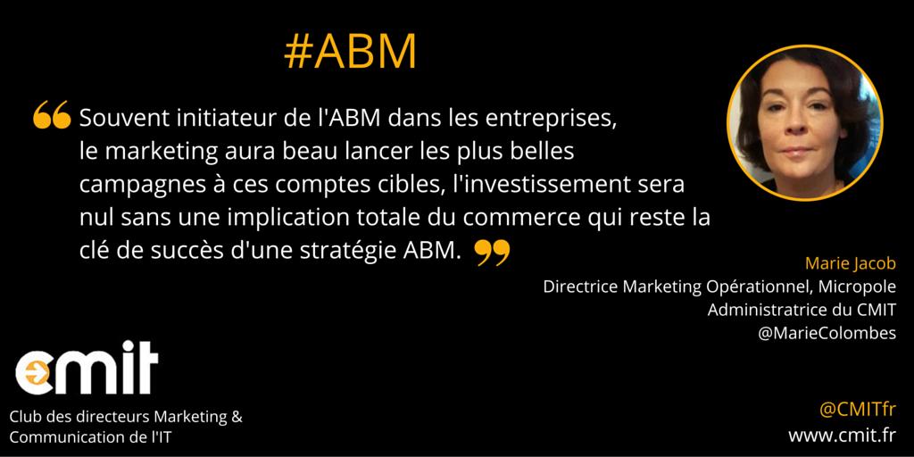 Citation ABM CMIT Marie Jacob