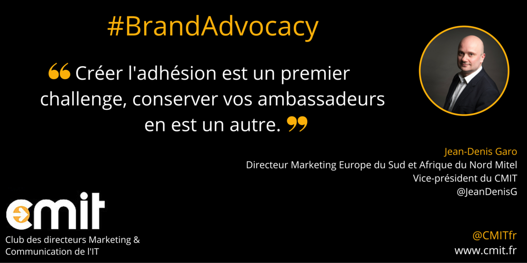 Citation CMIT JD Garo Brand Advocacy