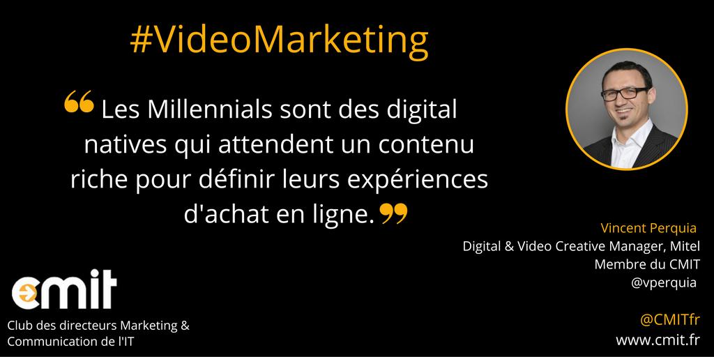 citation-cmit-vincent-perquia Video Marketing